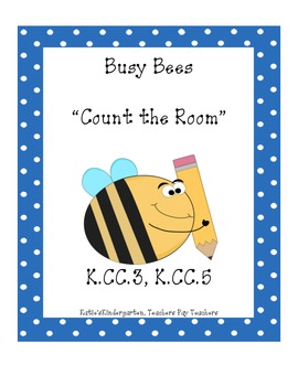 Busy Bees:  Count the Room