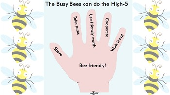 Busy Bees Set 2 - Chant and High-5