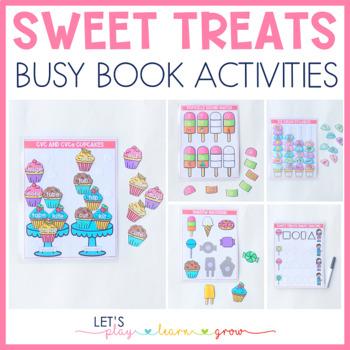 Busy Binder: Sweet Treats
