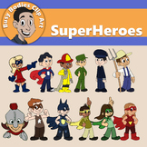 Busy Bodies SuperHeroes!