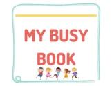 Busy Book Bundle