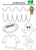 Busy Book for Speech and Language: Fall