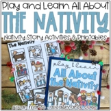 Busy Books: Nativity Activities and Printables for Little