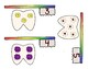 Busy Brushers Math Freebie {matching a numeral to a set}