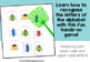 Busy Bug Splat - Alphabet and Letter Recognition Game - QLD FONT