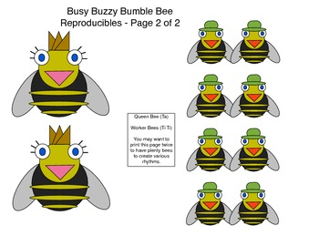 Busy Buzzy Bumble Bee