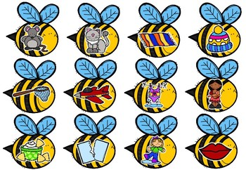 Busy Little Rhyming Bees