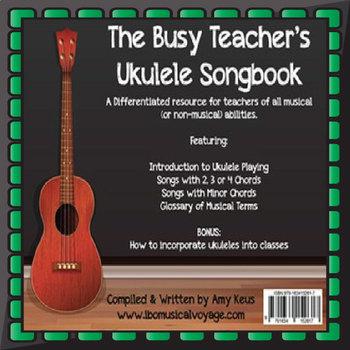 Busy Teacher's Ukulele Songbook