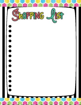 Busy Teachers Printables for Staying on Track