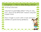 Busybody Nora - Reading Comprehension - No Copies!  No Prep!  Grades 2 - 4