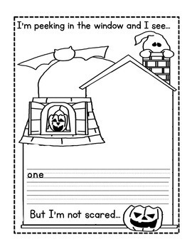 But I'm Not Scared - A Halloween Build Up story