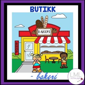 Butikk bakeri - addisjon og subtraksjon