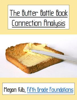 Butter Battle Book by Dr. Seuss nuclear arms race connection