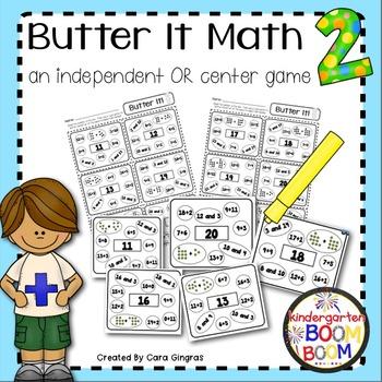 Addition - Butter It Math 2