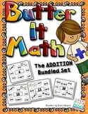 Addition - Butter It Math  Composing Numbers 1-20 (Bundle Set)