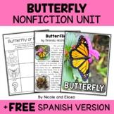 Nonfiction Unit - Butterfly Activities