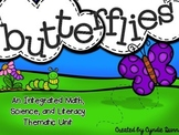 Butterflies Integrated Thematic Unit and Activities