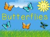 Butterflies, Butterflies, Butterflies!