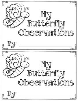 Butterflies! Common Core Aligned Activities