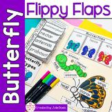 Butterflies Activities Interactive Notebook Lapbook