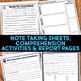 Butterflies: Informational Article, QR Code Research & Fact Sort