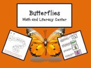 Butterflies Activities Center