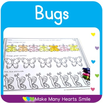 Butterflies Patterns