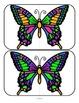 Spring Butterflies Symmetry Matching Center