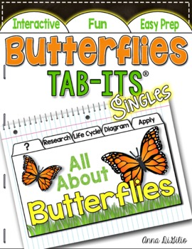 Butterflies Tab-Its®