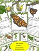 Butterfly Life Cycle, Math and Literacy Activities Bundle