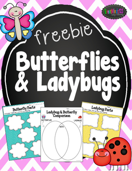 Butterflies and Ladybugs - free product