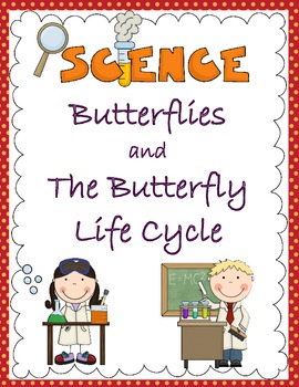 Butterflies and The Butterfly Life Cycle