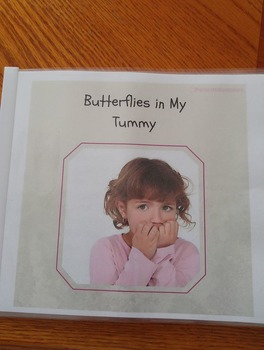 Butterflies in my Tummy
