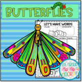 Butterflies...Text, Activities, Crafts, Reader's Theater!