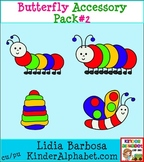 Butterfly Accessory Pack #2