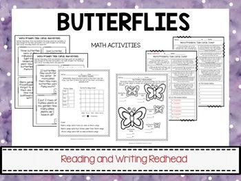 Butterflies Multidisciplinary Activities