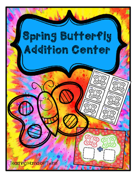 Butterfly Addition Fun