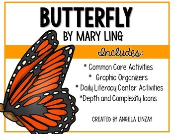 Butterfly: Aligning 1st Grade Houghton Mifflin to the Common Core