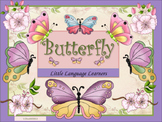 Butterfly Vocabulary and Concept Development- ESL ELL Newcomers Too!