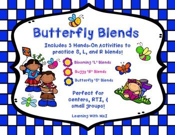 Butterfly Blends