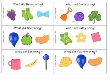Butterfly Blitz: Speech/Language Mini Book and Activities
