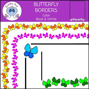 Butterfly Borders