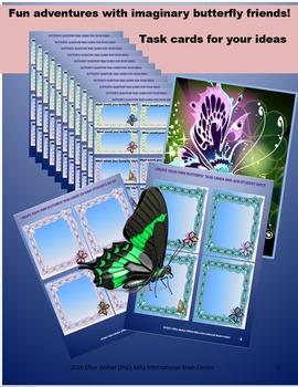 Butterfly Breaks -- Pre- K - 4 - CCSS Aligned