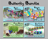 Butterfly Bundle - Animated Step-by-Steps® - Regular