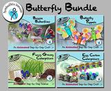 Butterfly Bundle - Animated Step-by-Steps SymbolStix