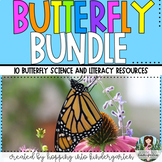 Butterfly Bundle - Kindergarten Literacy and Science Resources