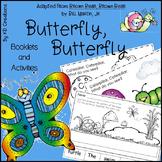 Butterfly Butterfly Activities for Kindergarten