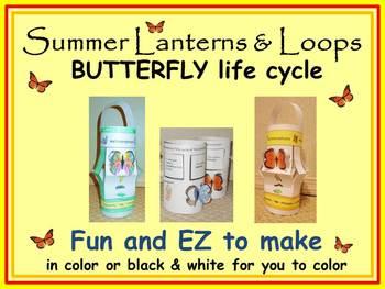 Butterfly! Butterfly! Butterfly! *Butterfly Life Cycle* EZ