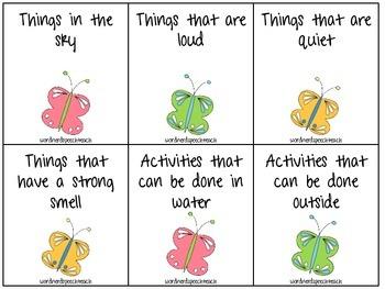 Butterfly Categories