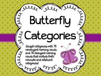 Butterfly Categories